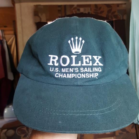 Rolex Other - Rolex Sailing team Champion hat